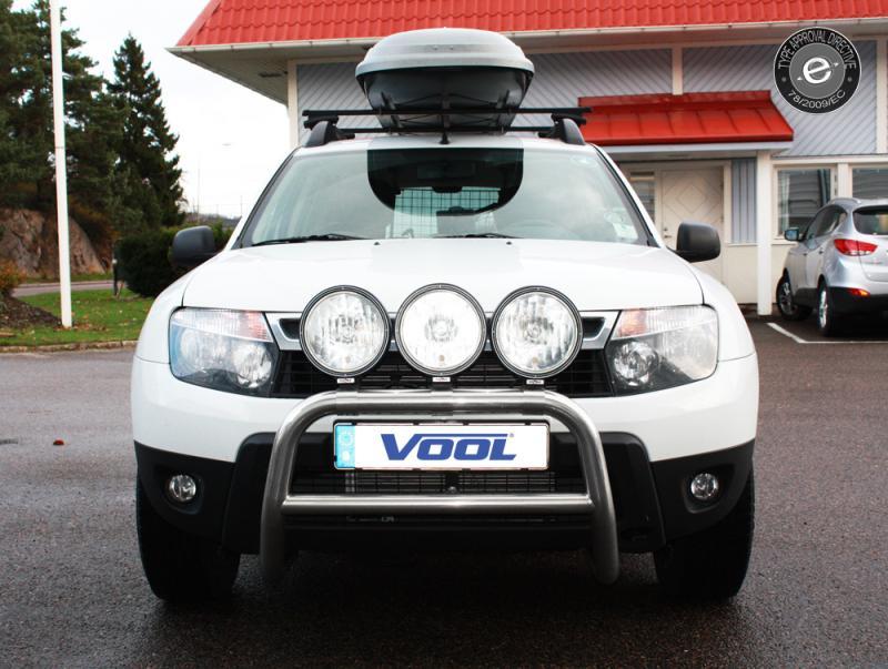 EU Frontbåge - Dacia Duster 2010-2017
