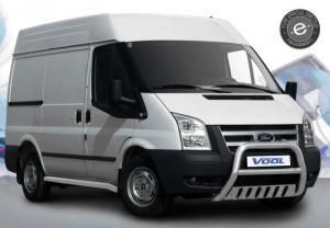 EU Frontbåge med hasplåt - Ford Transit 2007-2014