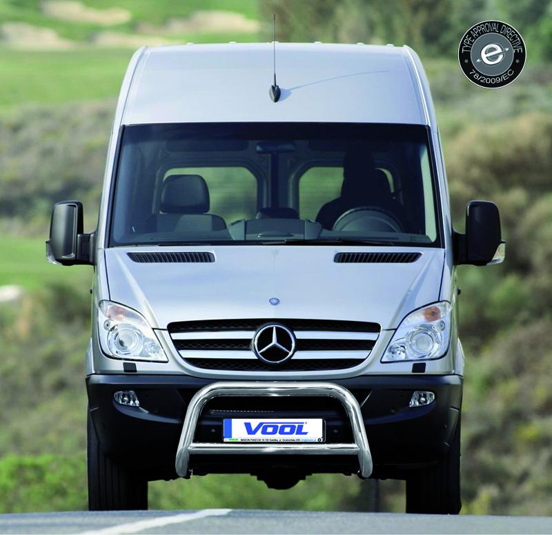 EU Frontbåge - Mercedes Sprinter 2011-2013