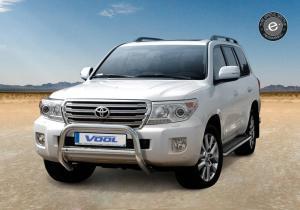 EU Frontbåge - Toyota Land Cruiser 200 / V8 2012-