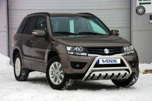 EU Frontbåge med hasplåt - Suzuki Grand Vitara 2013-2014