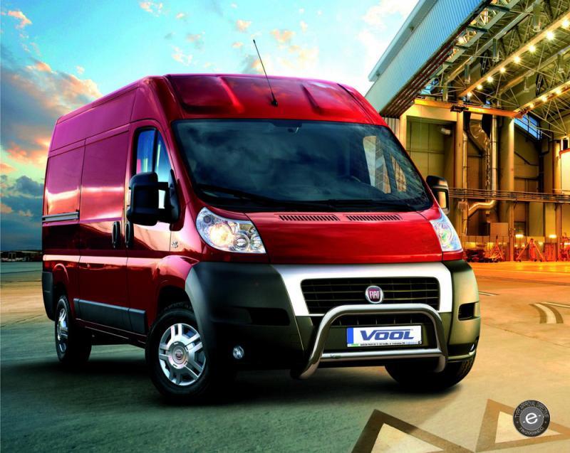 EU Frontbåge - Fiat Ducato 2007-2014
