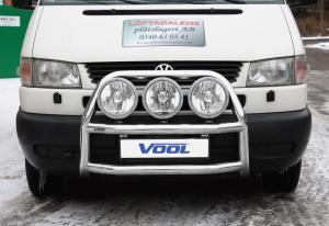 STOR TRIO frontbåge - VW T4 1992-2002
