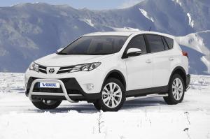 EU Frontbåge - Toyota Rav4 2013-