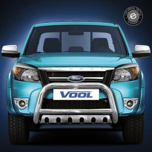 EU Frontbåge med hasplåt - Ford Ranger 2010-2012