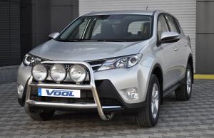 STOR TRIO frontbåge - Toyota Rav4 2013-