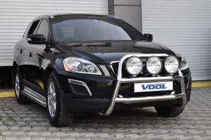 STOR TRIO frontbåge - Volvo XC60 2009-2012