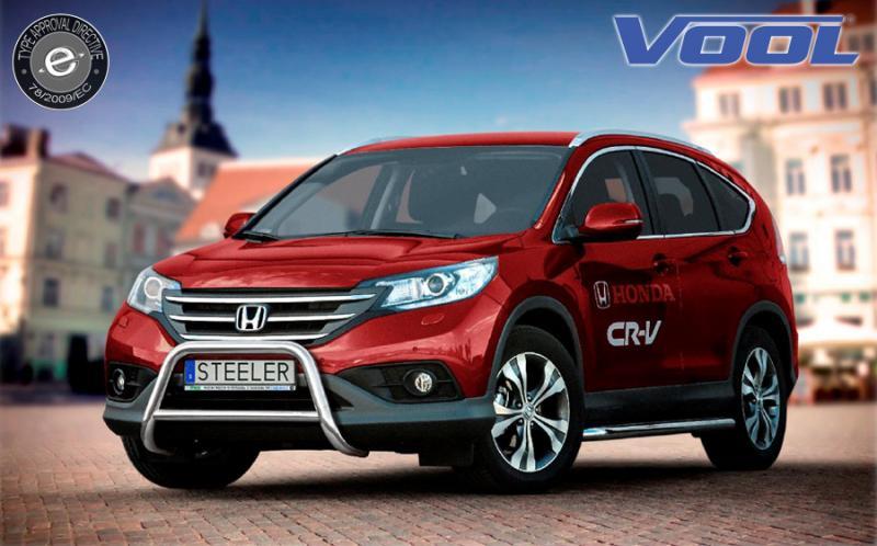 EU Frontbåge - Honda CR-V 2013-