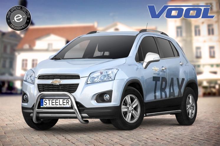 EU Frontbåge - Chevrolet Trax 2013-