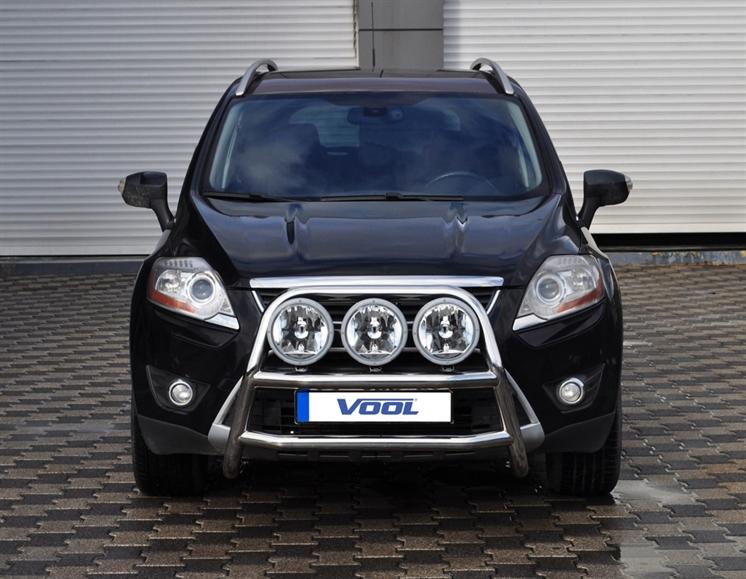 STOR TRIO frontbåge - Ford Kuga 2008-2012