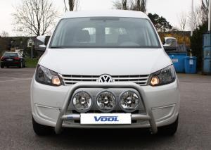 Voolbar Alu Frontbåge - VW Caddy 2011-2015
