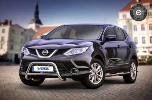 EU Frontbåge - Nissan Qashqai 2014-