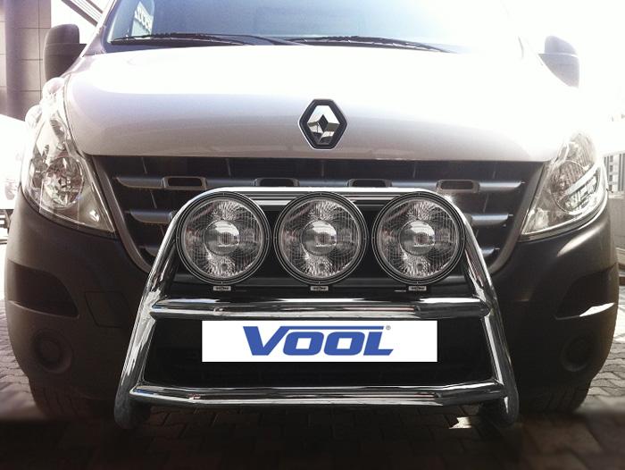 STOR TRIO frontbåge - Nissan NV400 2011-