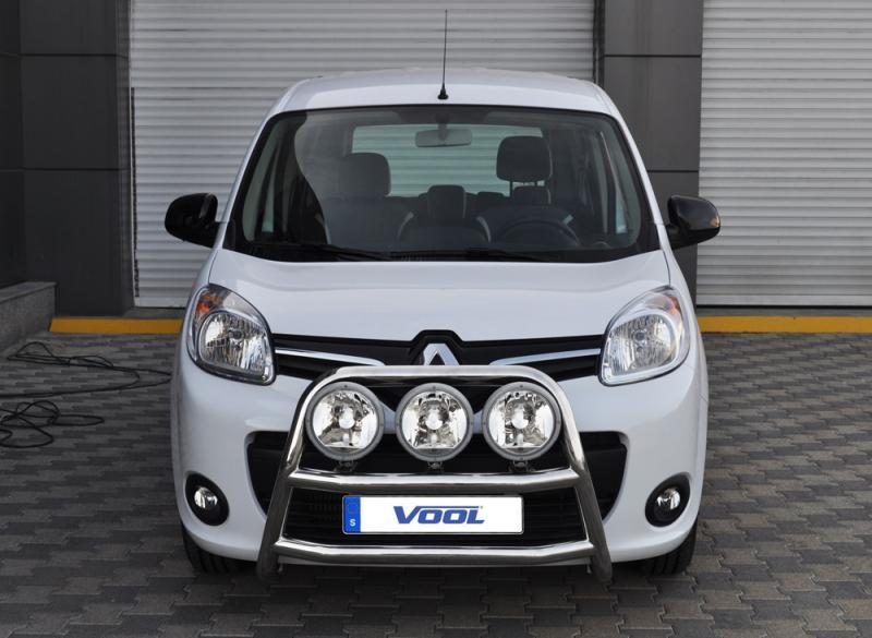 STOR TRIO frontbåge - Renault Kangoo 2014-