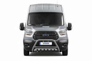 EU Frontbåge med hasplåt - Ford Transit 2015-2019