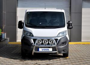 STOR TRIO frontbåge - Peugeot Boxer 2015-