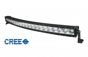 KBC-4000 - LED Kurvad Ljusramp