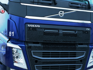 Kit med 2st Ymer 14tum till Volvo FH 2012- grillmontage
