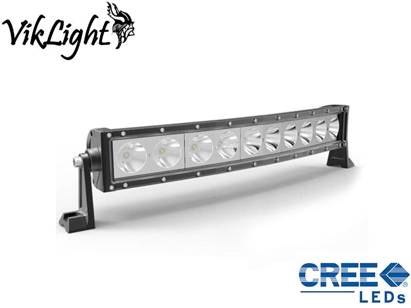 "Viklight ERC1 22"" Böjd LED Extraljusramp"
