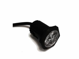 Flush Mount LED-flasher F14 (Orange)