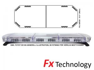 Mega-Flash FX1 90cm LED Blixtljusramp