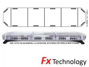 Mega-Flash FX1 138cm LED Blixtljusramp