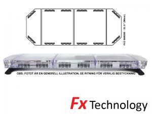 Mega-Flash FX2 80cm LED Blixtljusramp