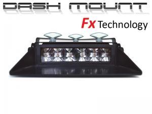 Mega-Flash FX Dash Mount