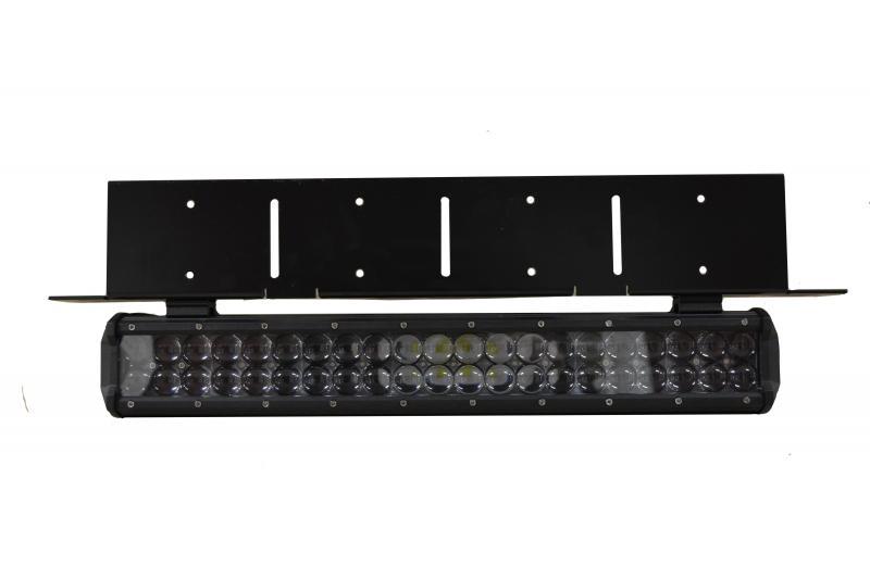 Extraljusfäste för LED-Extraljusramper