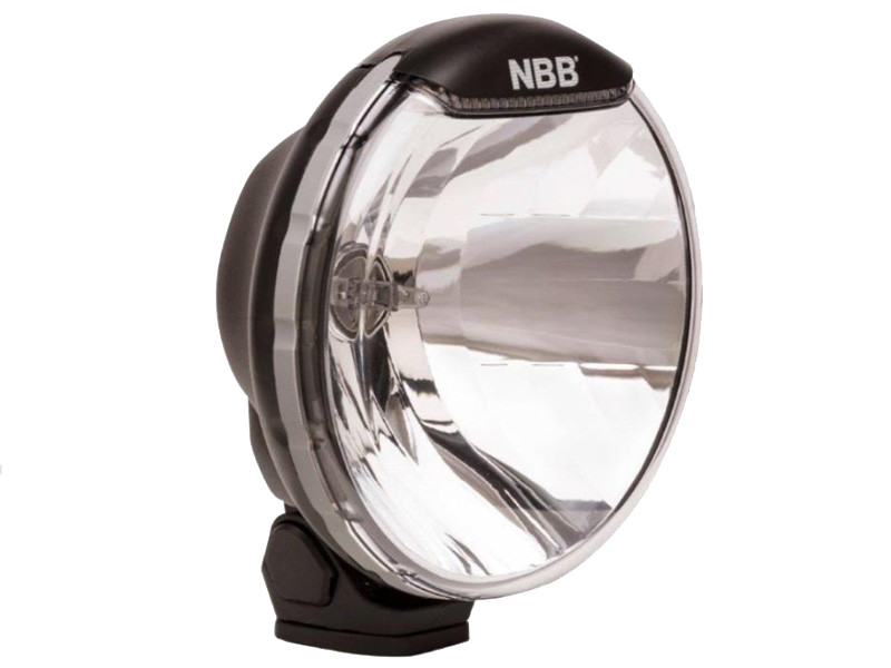 NBB Alpha 225 12-24volt xenonkonverterad inbyggd ballast Pencilbeam 6000k