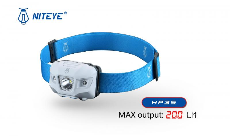 Niteye HP35 LED Pannlampa