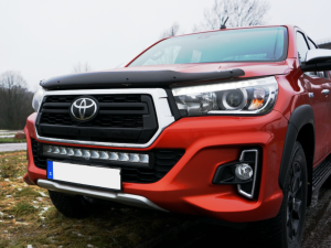 Modellanpassat kit för 20 och 31 tum LED-ramp – Toyota Hilux