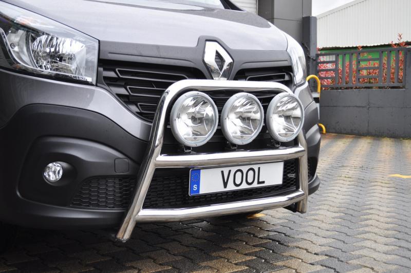 STOR TRIO frontbåge - Renault Trafic 2015-