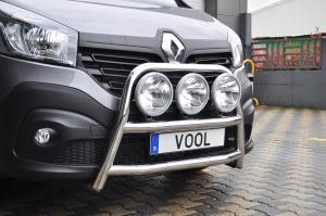 STOR TRIO frontbåge - Opel Vivaro 2015-