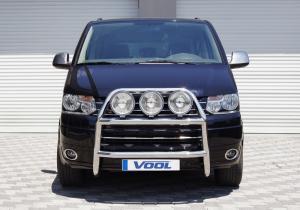 STOR TRIO frontbåge - VW T5 2010-2015