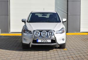 STOR TRIO frontbåge - Subaru XV 2012-