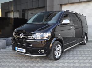 LOWBAR frontbåge - VW T5 2010-2015