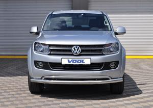 LOWBAR frontbåge - VW Amarok 2011-