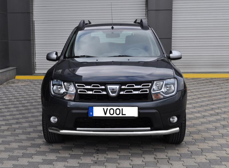 LOWBAR frontbåge - Dacia Duster 2010-2017