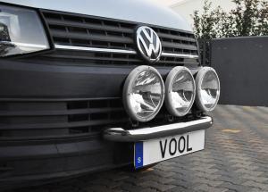 Modellanpassad Voolbar Ljusbåge till VW Transporter (T6) 2016-