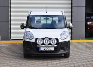 Modellanpassad Voolbar Ljusbåge till Fiat Doblo 2011-2014