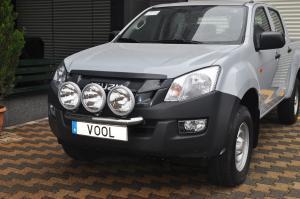 Modellanpassad Voolbar Ljusbåge till Isuzu D-MAX 2012-