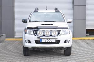 Modellanpassad Voolbar Ljusbåge till Toyota Hilux 2012-2015