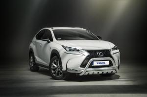 EU Frontbåge med hasplåt - Lexus NX F-Sport 2015-