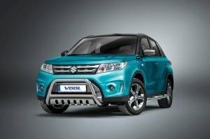 EU Frontbåge med hasplåt - Suzuki Vitara 2015-