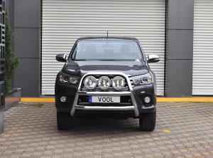 STOR 76MM frontbåge - Toyota Hilux 2016-