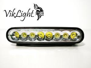 Viklight 40W LED Arbetsljus