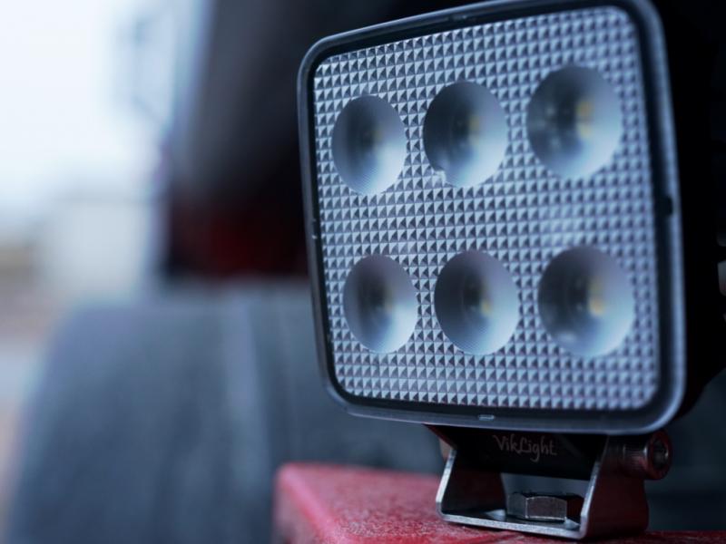 VikLight Vega 35W LED Arbetslampa