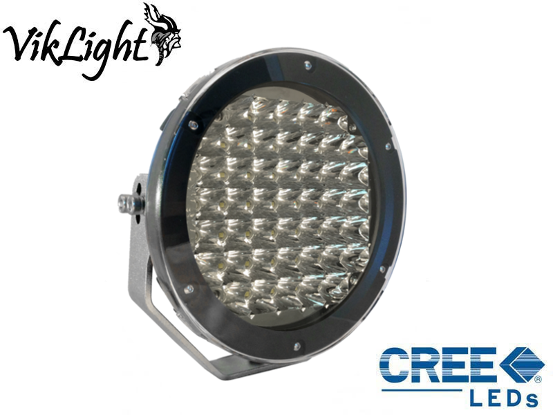Viklight Oden 225W LED Extraljus Svart 2-pack
