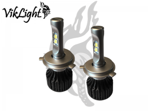 Viklight HP LED-konvertering H4 CANBUS